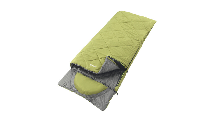 Outwell Contour Sleeping Bag green